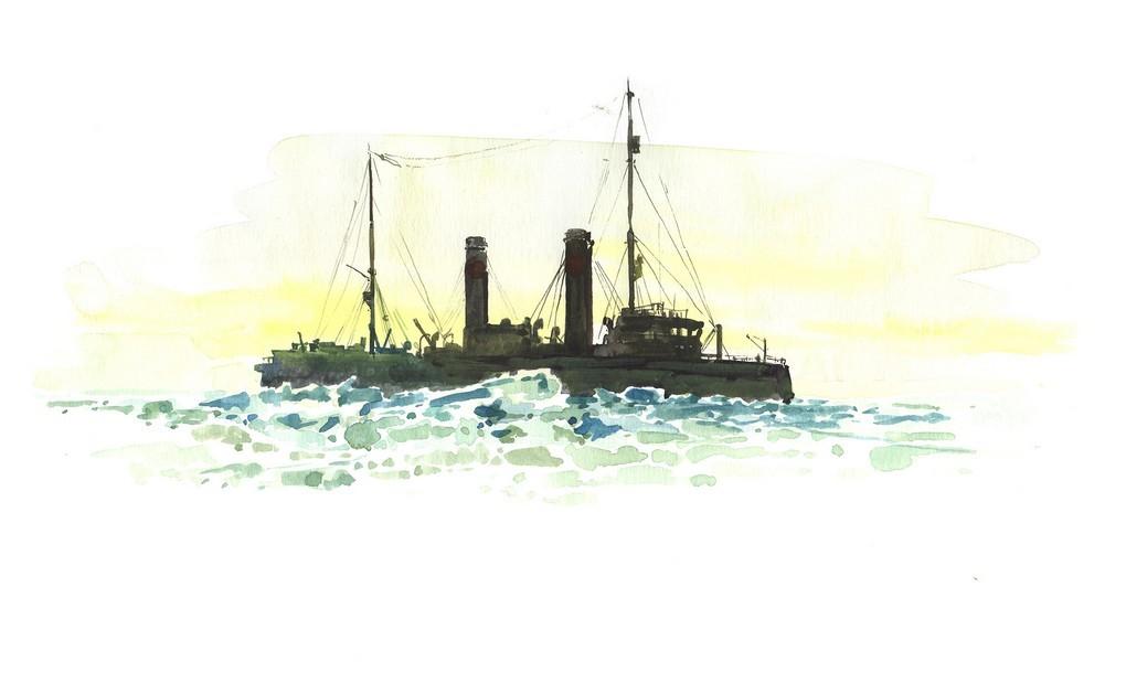 Экспедиция на ледоколе «Красин»