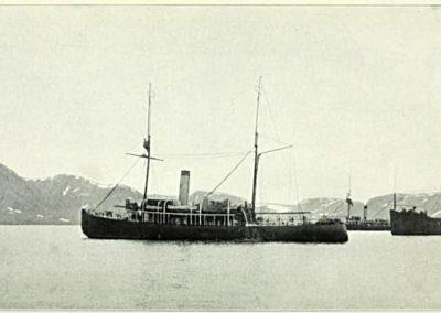 04 Ледоколы''Таймыр'' и ''Вайгач'' 1913 г.