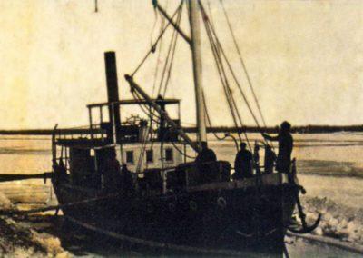 06 Экспедиционное судно ''Лена''