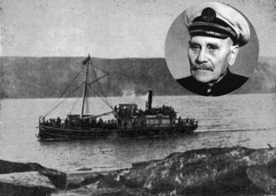 07 Пароход ''Лена'' и капитан Н.С.Горовацкий