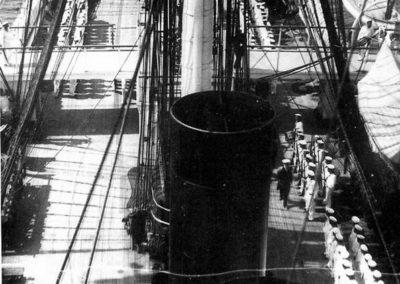 На борту крейсера ''Князь Пожарский''