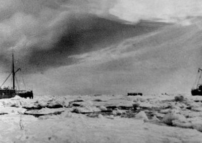 10 Ледоколы''Таймыр'' и ''Вайгач'' 1913 г.