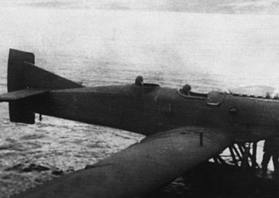 11 Самолет Junkers Ju20 Б.Г.Чухновского (Маточкин Шар 1925 г.)