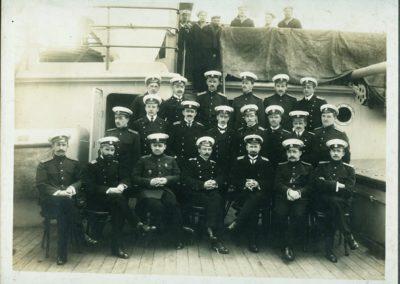 12 Офицеры ''Таймыра''