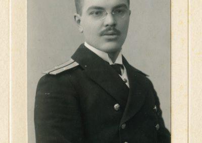 Мичман Николай Евгенов