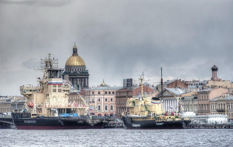 Фильм «Белое безмолвие» будет показан в Санкт-Петербурге в рамках Фестиваля ледоколов