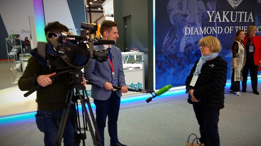 9 апреля 2019 года, в рамках Международного арктического форума прошла презентация мультимедийного проекта «Неизвестные герои Севера» и предпремьерный показ документального фильма «Белое безмолвие».