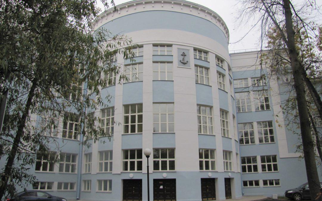 17 апреля в Санкт-Петербургском Морском колледже будет показан фильм «Белое безмолвие»