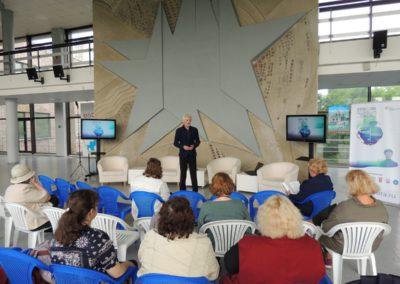 """13 мая 2019 года, в Московском дворце молодежи прошла пресс-конференция проекта """"Неизвестные герои Севера"""" и пресс-показ фильма """"Белое безмолвие""""."""