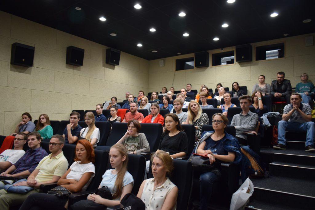 13, 14 и 20 февраля в Музее кино прошли показы фильмов «Неделя арктического кино»