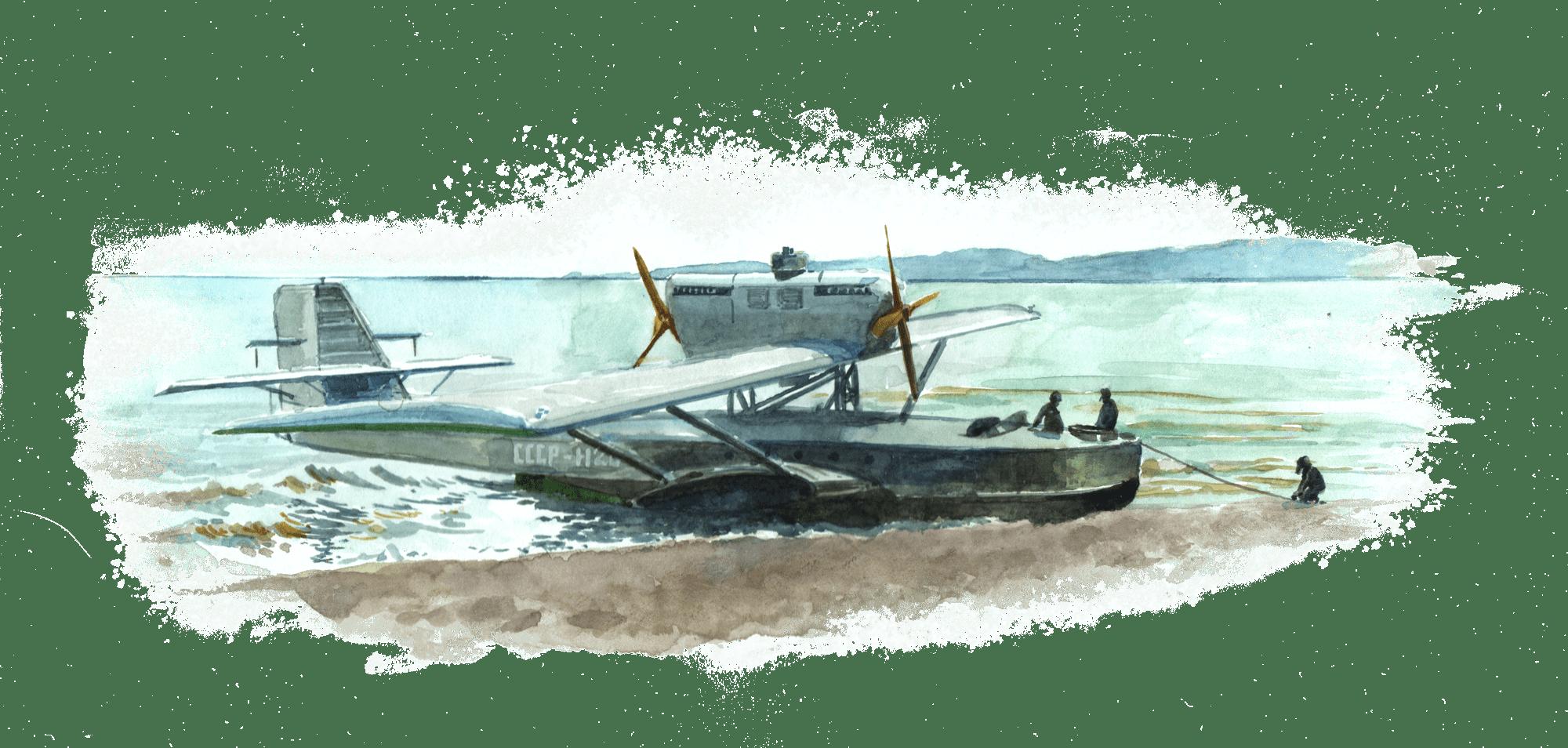 Экспедиция особого назначения-3