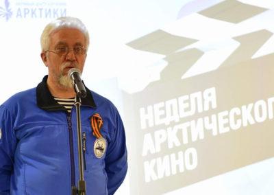 С 20 по 29 октября в Салехарде, в рамках программы «Арктический некрополь» пройдут показы фильмов «Недели арктического кино»