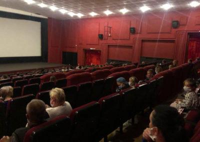 15 сентября 2020 года, в программе Брянского молодежного киноклуба прошли показы фильмов проекта «Неизвестные герои Севера» — «Белое безмолвие» и «Ледяные облака»