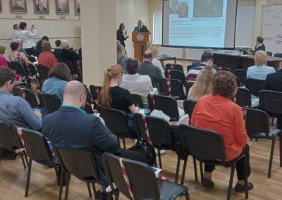 Презентация проекта «Неизвестные герои Севера»  в рамках 9-й Международной научно-практической конференции «Полярные чтения — 2021»