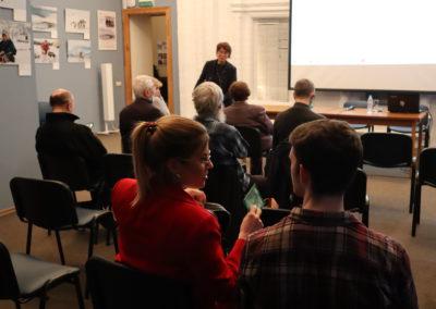 Презентация проекта «Неизвестные герои Севера» в библиотеке-читальне имени И.С. Тургенева