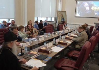 В рамках круглого стола «Арктика — пути развития» прошла презентация проекта «Неизвестные герои Севера»