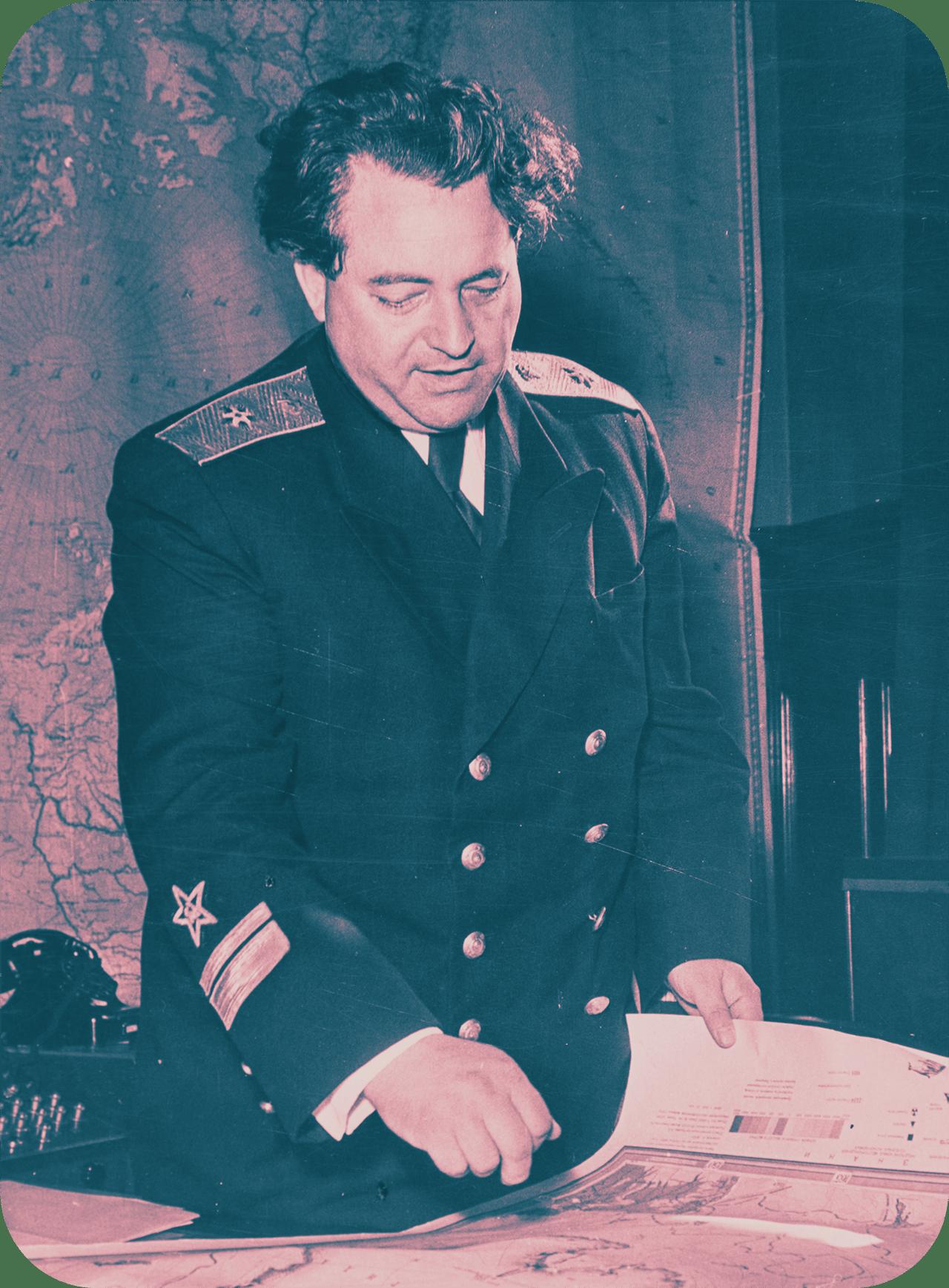 Василий Федотович Бурханов